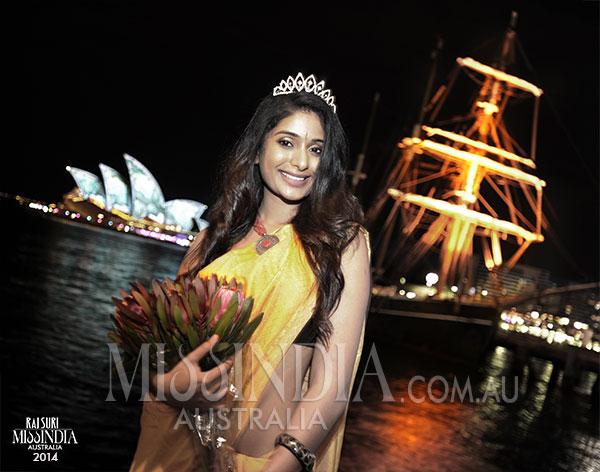 The Miss India Australia Winners