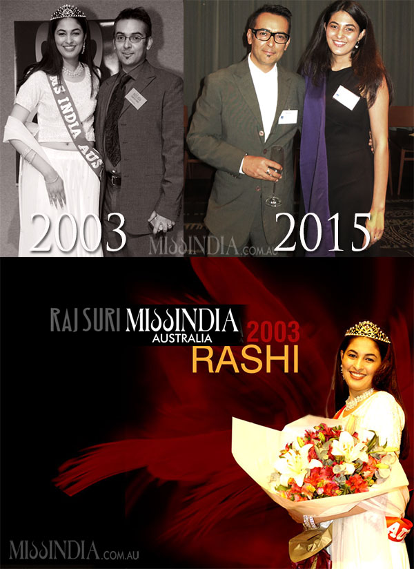 Moments in Time – Raj Suri Miss India Australia