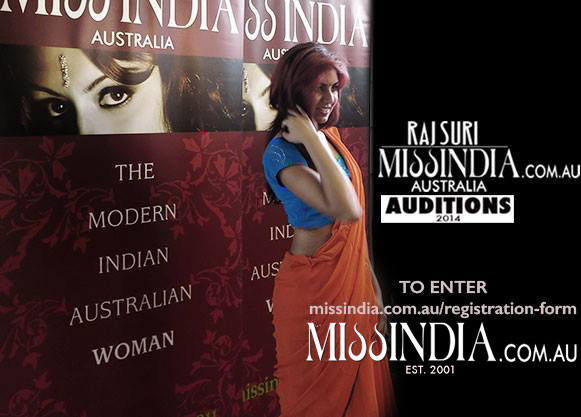 Miss India Australia Auditions