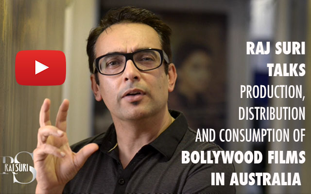 Miss India Australia founder, Raj Suri, talks Bollywood in Oz