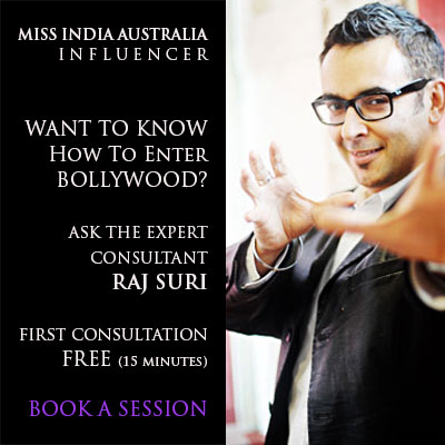 Ask the Bollywood Consultant RAJ SURI