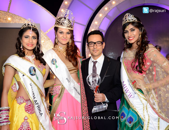Miss India Australia founder Raj Suri receives mentor award