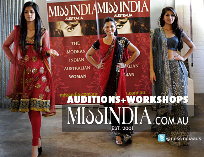 Miss India Australia 2013 Auditions