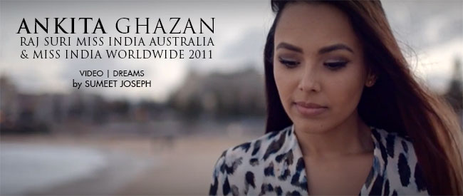 Raj Suri Miss India Australia 2011
