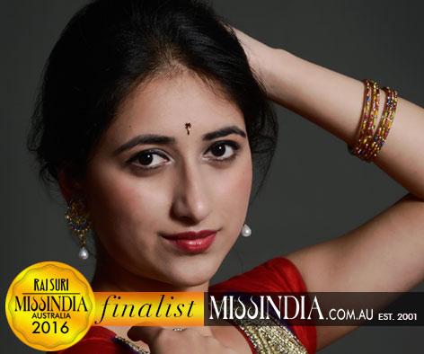 Miss India Australia 2016 Finalist