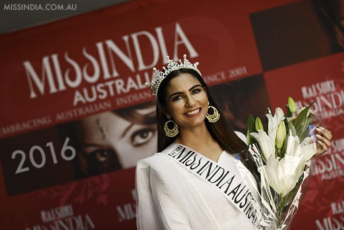 Miss India Australia 2016