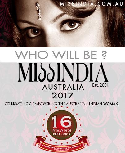 Miss India Australia 2017