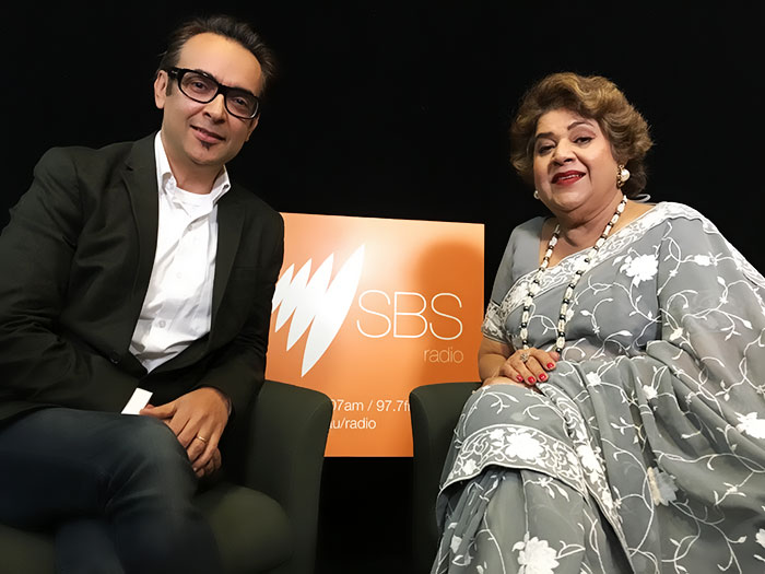 Raj Suri, Miss India Australia founder, chats on SBS Hindi about new role as actor in SHAB