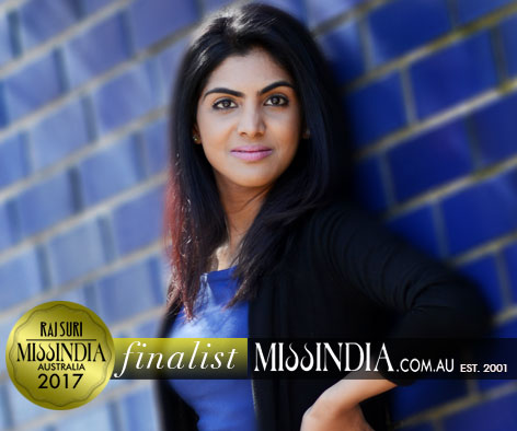 Raj Suri Miss India Australia 2017 Finalist