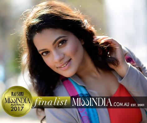 Miss India Australia 2017 Finalist
