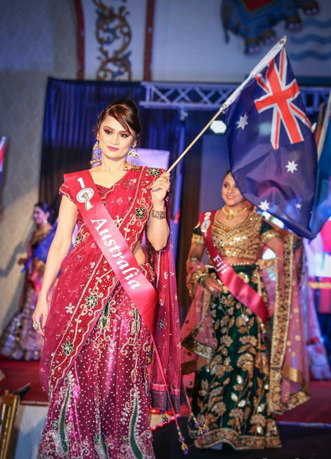 Urvi Rao – Mrs India Australia Worldwide 2017