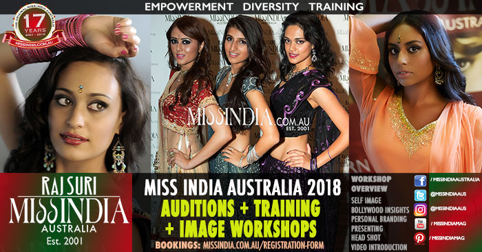 Miss India Australia Audition-Casting