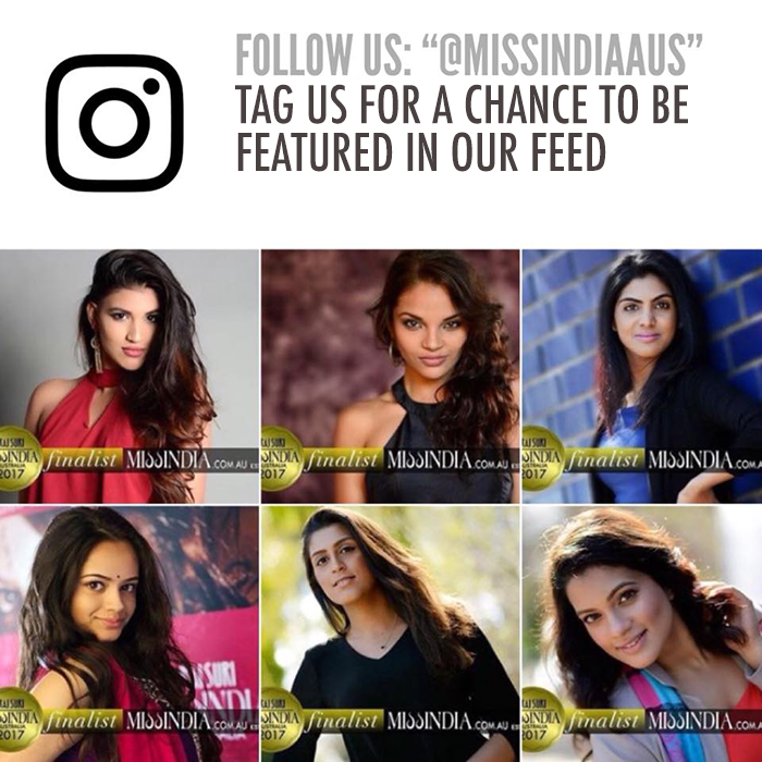 Miss India Australia on Instagram