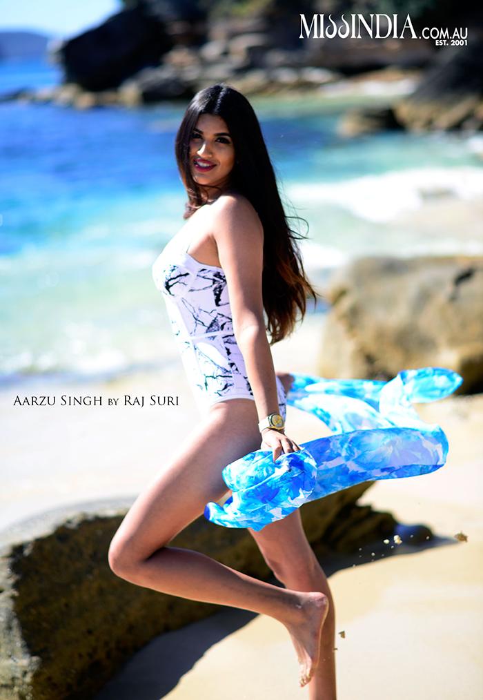 Aarzu Singh - Miss India Australia 2017