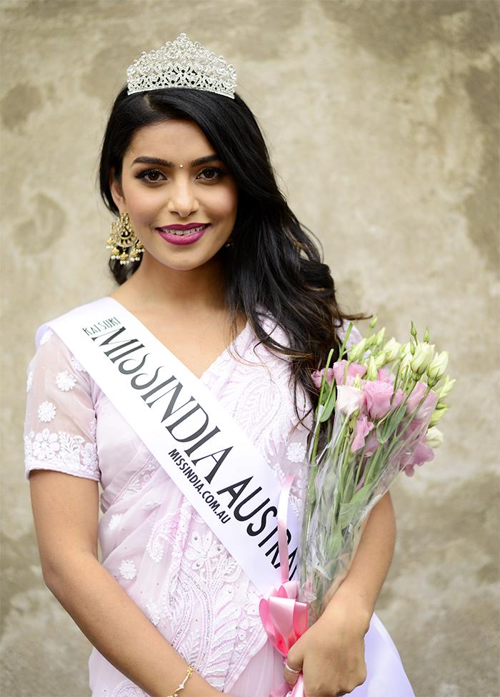 Sakshi Singh Miss India Australia 2018