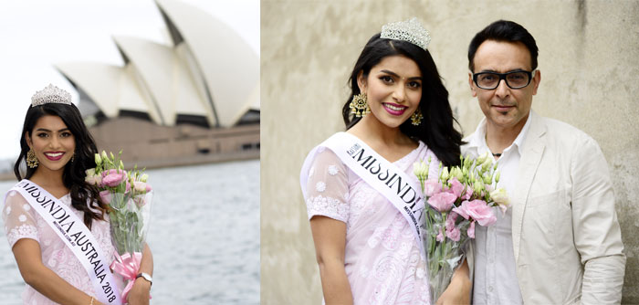 Sakshi Singh is Miss India Australia 2018