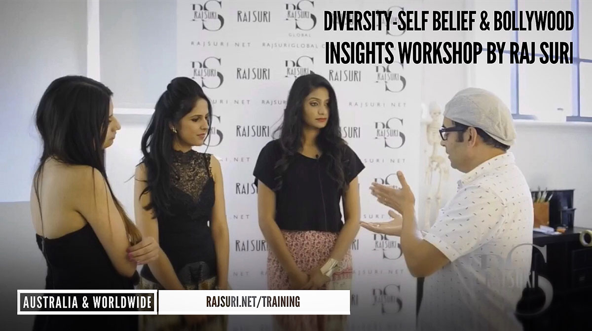 Miss India Australia founder, Raj Suri, continues his work to empower Indian Australian young women