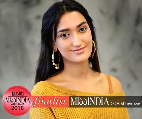 Miss India Australia 2018